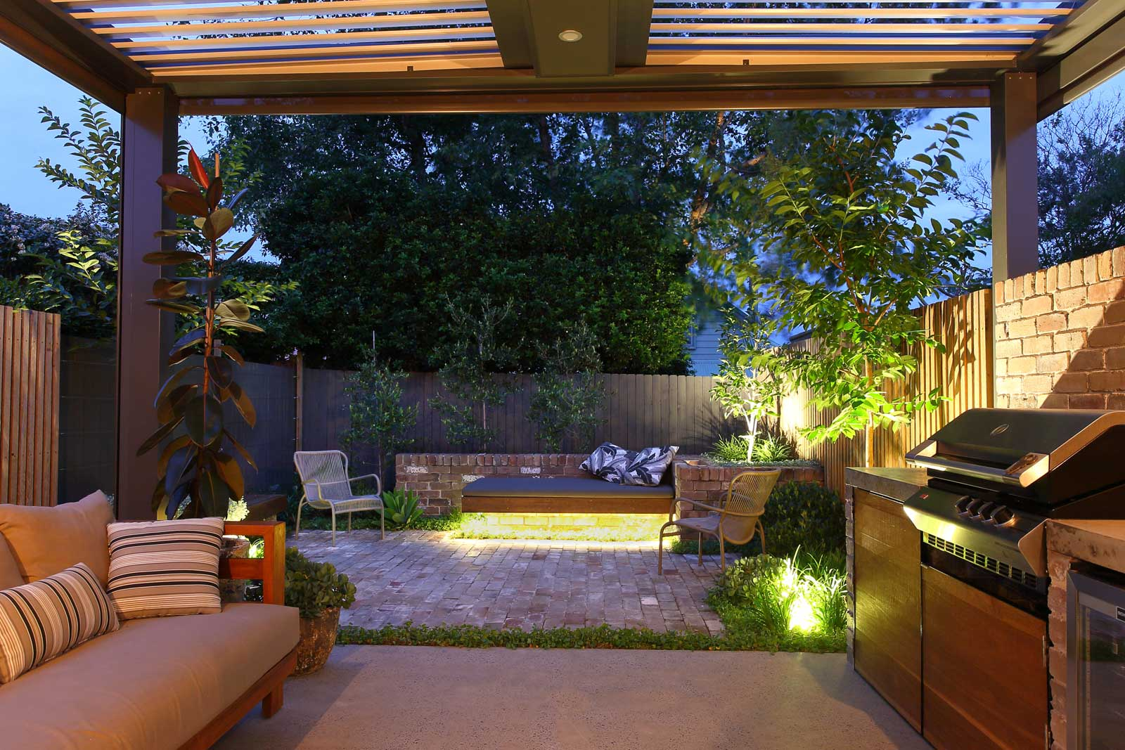 Award-Winning Landscape Designers Sydney - Landscape ... on Bespoke Outdoor Living id=97997
